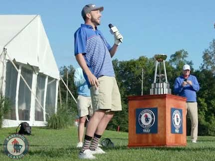Final Stop: The Barstool Classic at Pound Ridge With Mush, Clem, Nardini, Jeff McNeil And More