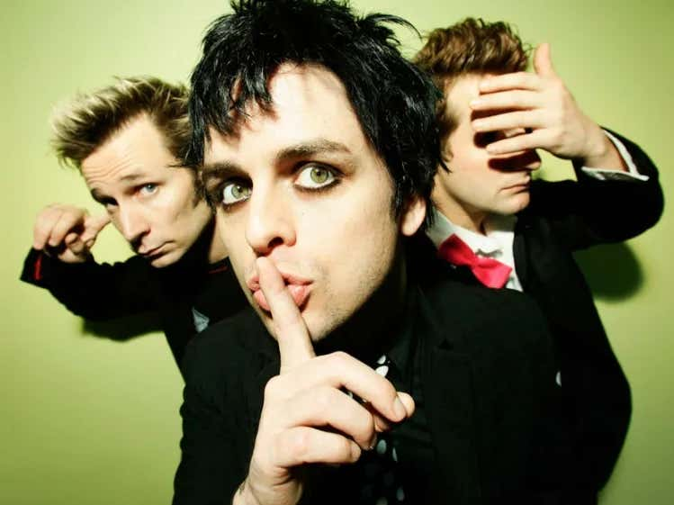 Green Day Is About To Announce A \