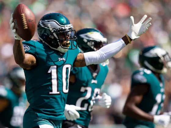 I Just Really Hope That Chip Kelly Got To Enjoy Himself As DeSean Jackson Made His Triumphant Return To Philly Yesterday