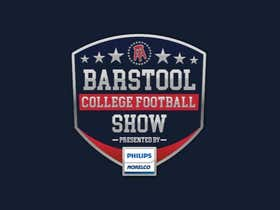 REPLAY: Barstool College Football Show presented by Philips Norelco - Week 3
