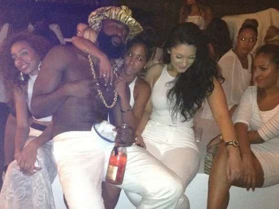 Imagine Renting Your Mansion To James Harden And Thinking He Wouldn't Have A Billion Strippers There