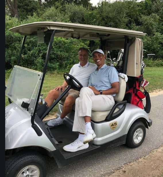 John Calipari Was So Nervous To Golf With Barack Obama, He Went Through A 3-Day Bootcamp So He Wouldn't Suck