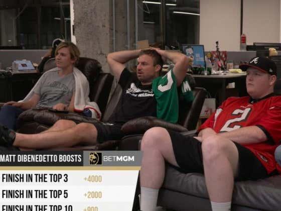 Gambling Cave Replay: Sunday Night Football & NASCAR at HQ