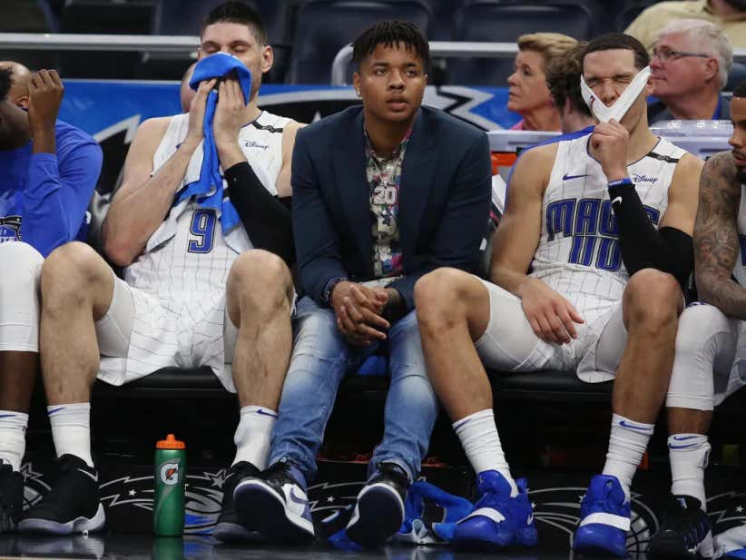 Markelle Fultz Is Well On His Way To A Hall Of Fame Finesse Career