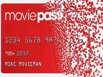 RIP In Peace Moviepass