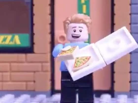 LEGO Pizza Review