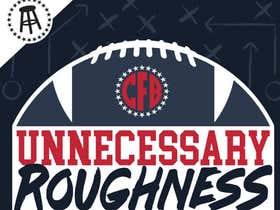Unnecessary Roughness: CFB Week 2 Review, Plus Brandon Tries to Kick Everyone Off the Show