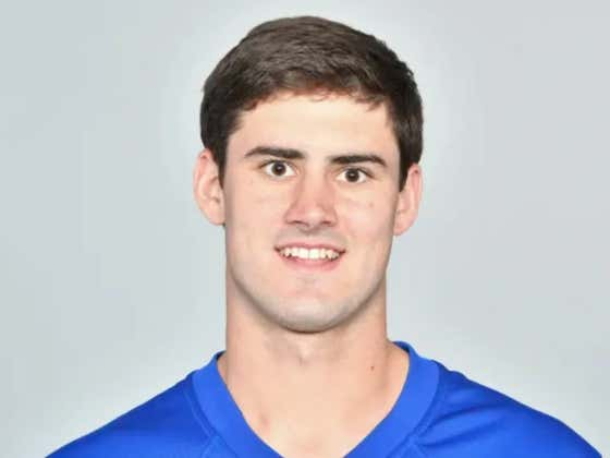 Daniel Jones Already STINKS