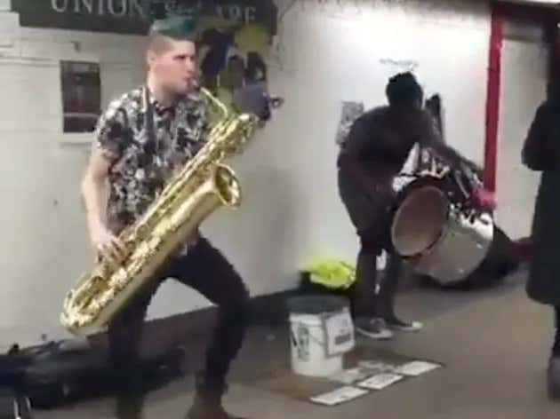 These Musician Street Performers Going Viral Are Unbelievably Awesome