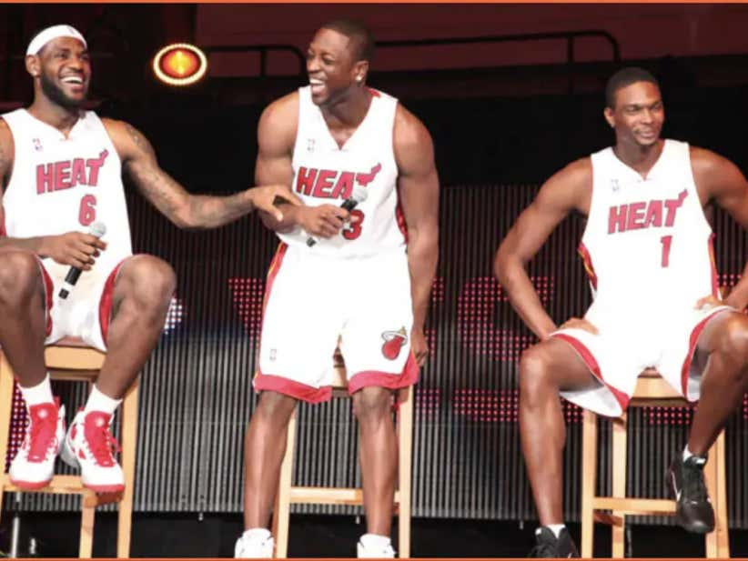 The Miami Heat's 'Championship Before the Championship' Celebration, 9 Years Later