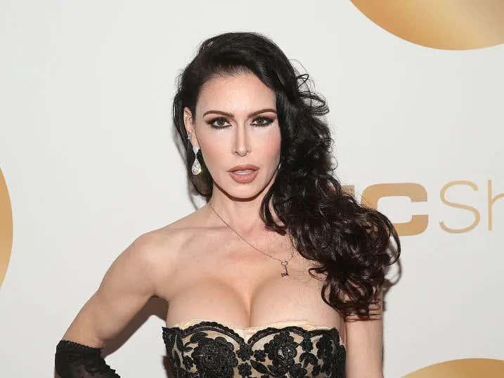 RIP Porn Star Jessica Jaymes