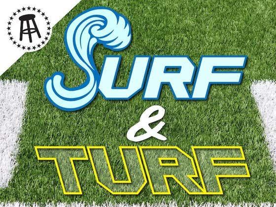 Surf & Turf Football Podcast: Jets Pro Bowl LT D'Brickashaw Ferguson