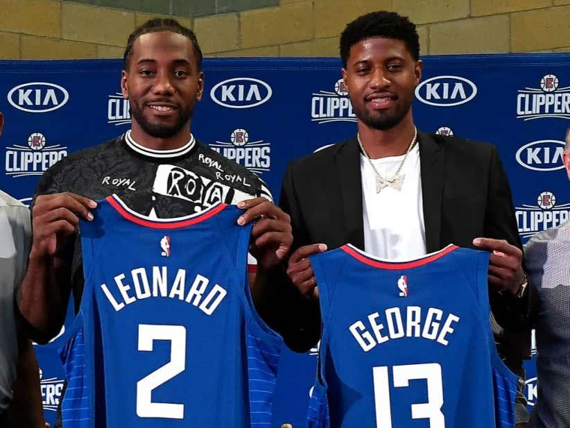It Looks Like We Can Blame Kawhi Leonard For Seattle Not Having An NBA Team