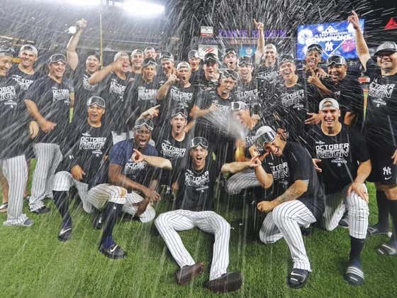 The New York Yankees Are Your 2019 AL East Champions!!!