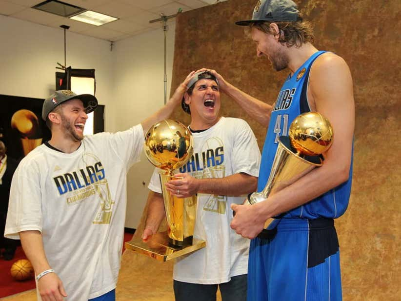 Mark Cuban Loves Dirk Nowitzki More Than You Love Anything In Your Life