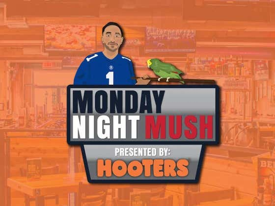 REPLAY: Monday Night Mush LIVE at Hooters - Bears vs. Redskins