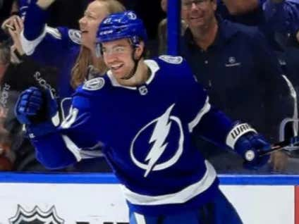 I Want The NHL To Investigate The Tampa Bay Lightning Because They're Definitely Paying Players Under The Table