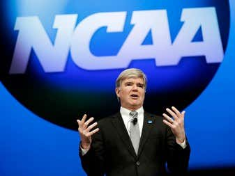 The NCAA Paid $68 Million in Legal Fees Fighting to Keep Their Athletes Broke and Gave Themselves Raises While Their Money Dried Up