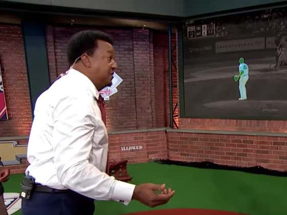 Pedro Martinez Basically Came Himself Talking About Luis Severino Dominating Again