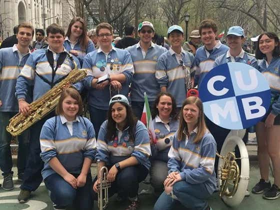 Columbia Bans It's Own Marching Band From All Future Sporting Events Due To An Incredibly Nerdy Reason