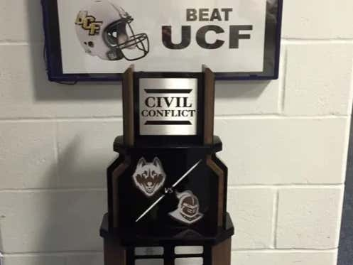 A History Lesson On The Civil ConFLiCT Between UConn & UCF