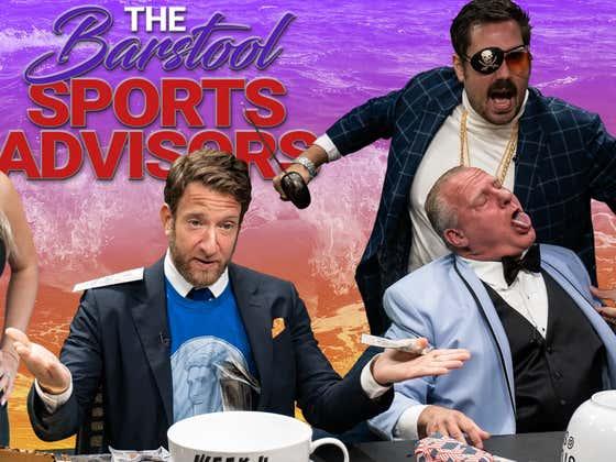 Barstool Sports Advisors NFL Week 4