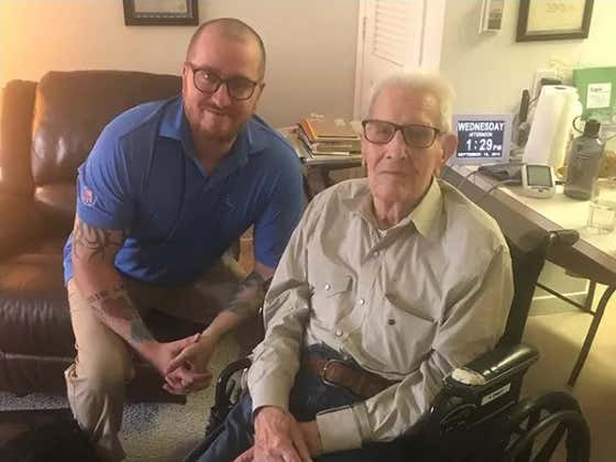 Multiple Plane Wrecks And On The Run From Nazis For 3 Months, Robert Sweatt Is A 97-Year-Old Living Legend