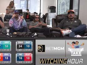 FULL REPLAY: Pardon My Take's Witching Hour - Presented by BetMGM