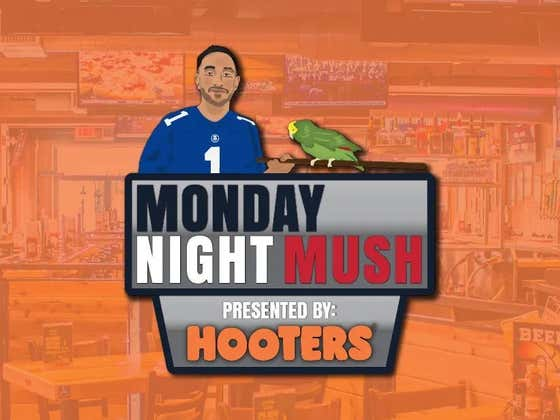 REPLAY: Monday Night Mush LIVE at Hooters - Steelers vs. Bengals