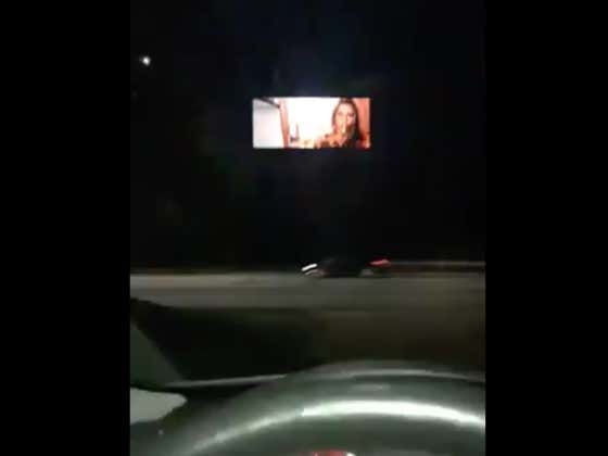 Police Hunting Down Two Suspects Who Aired Porn On A Digital Billboard On The Highway Outside of Detroit