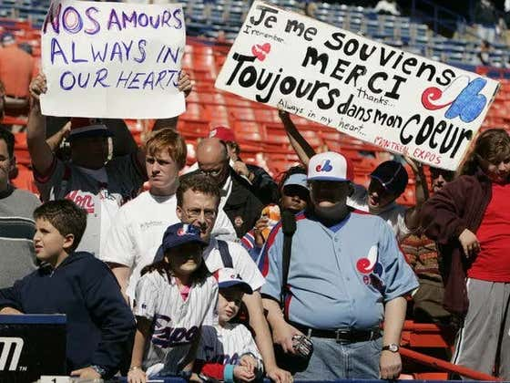 On This Date in Sports October 3, 2004: Adieu Expos