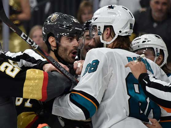 AL Wild Card Game AND The Start of Hockey Season? Yes, please.