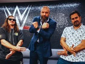 PMT: Triple H, Nationals Win, Plus Big Ben's Elbow Cast