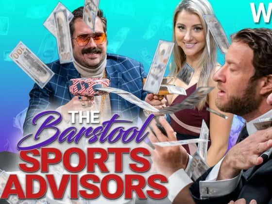 Barstool Sports Advisors NFL Week 5