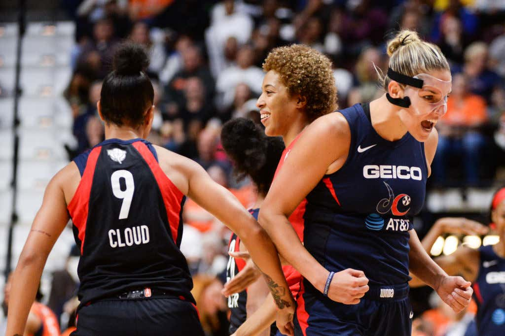 2019 WNBA Finals - Game Three