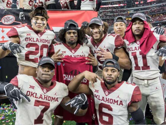 Lincoln Riley Bends The Knee, Says Oklahoma Won't Do Horns Down On Saturday