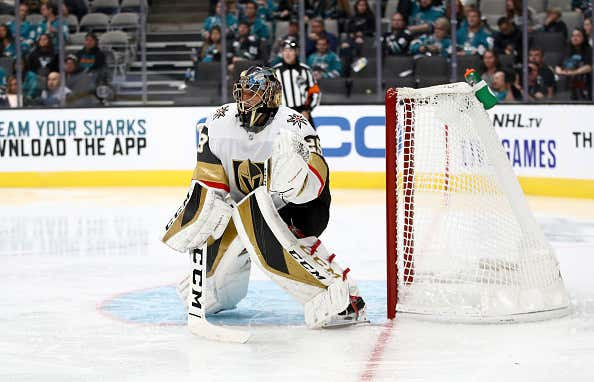 Vegas Golden Knights v San Jose Sharks