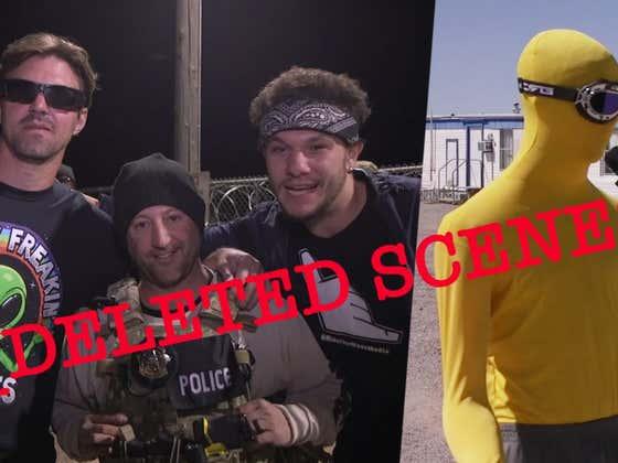 Area 51: Deleted Scenes