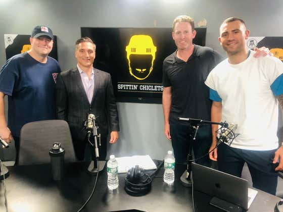 Spittin' Chiclets Episode 208: Featuring Elite Army Ranger JB Spisso, Ryan Leslie of Sportsnet, Doughty vs Tkachuk and More