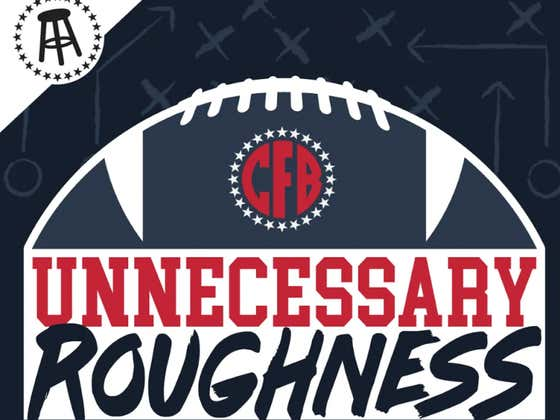 Unnecessary Roughness: CFB Week 7 Preview + The Red River Shootout May Break Us Up