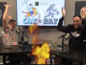 New 20 Minute Gambling Show - Cat and The Rat - October 11th, 2019