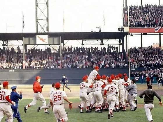 On This Date in Sports October 15, 1964: Cardinals in Seven
