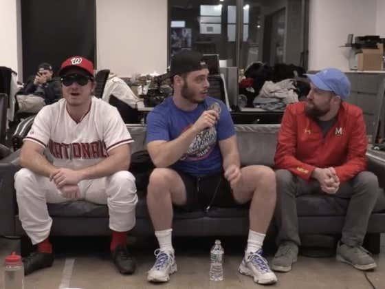 Gambling Cave Live: Cardinals Vs Nationals