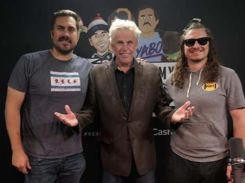 PMT: Actor Gary Busey + Baker Party Line + Jay Gruden Fired