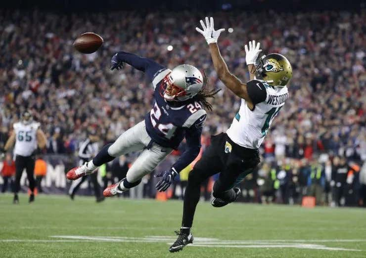 If Jalen Ramsey is Worth Two 1sts, What's Stephon Gilmore Worth?