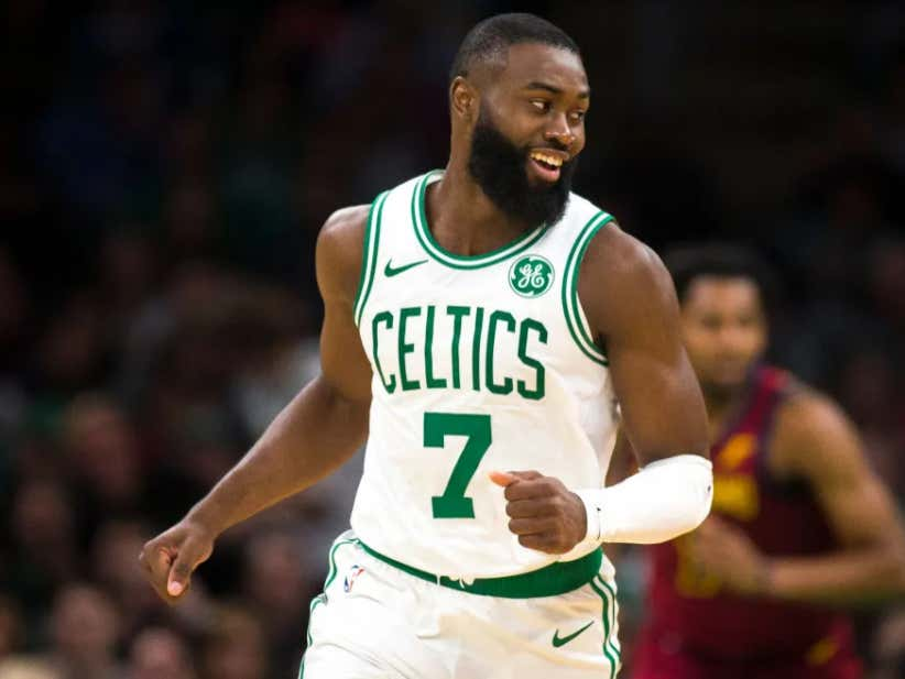 Jaylen Brown Officially Got His Rookie Extension, The First One Handed Out By Danny Ainge Since 2009
