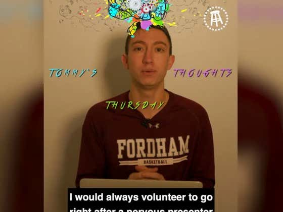 Tommy's Thursday Thoughts: Vol. 40 - Each Month's Color According To Me