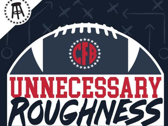 Unnecessary Roughness: CFB Week 8 Preview + Would I Call In A Bomb Threat For Brandon?