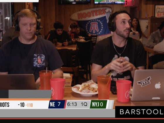 Monday Mush Live Blog: Patriots vs Jets