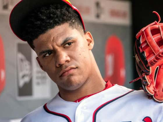 The Nats Are The Biggest World Series Underdogs Since The Rockies in 2007